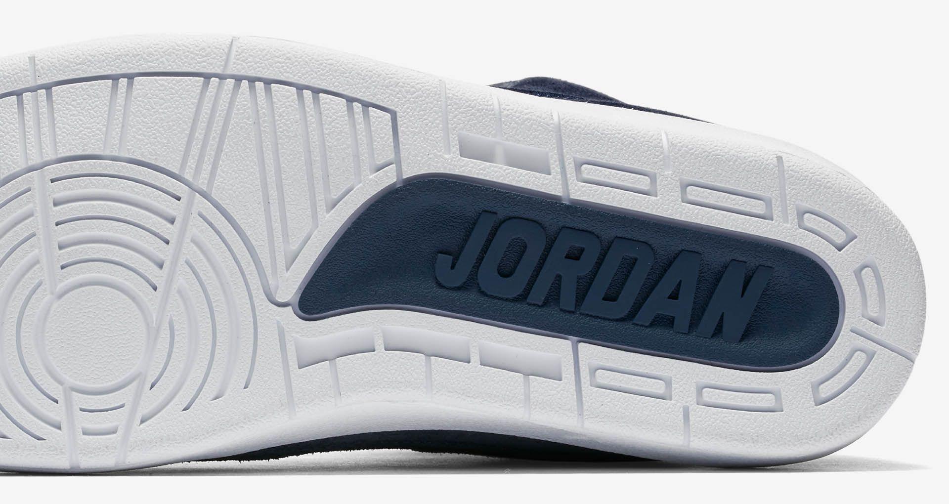 new concept 03b9b d6fd9 Air Jordan 2 Retro Decon 'Thunder Blue' Release Date. Nike+ ...