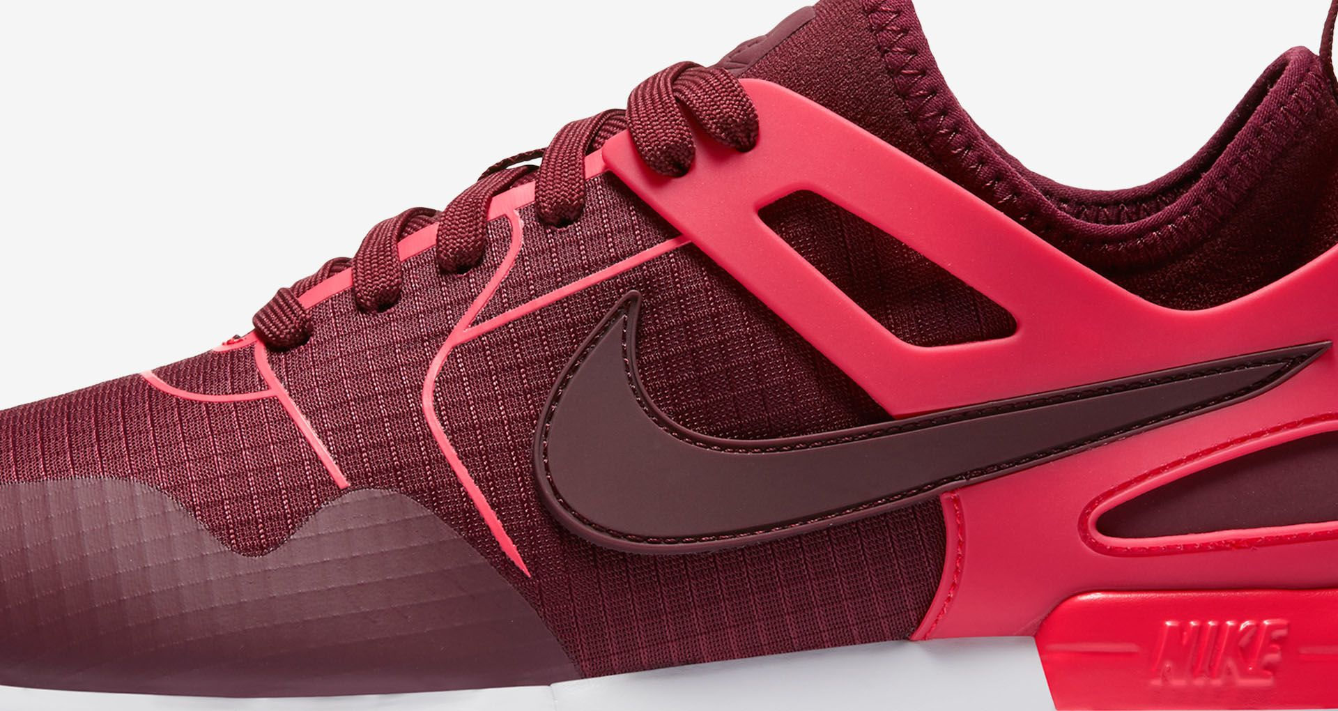 8179d7aca05b4 Nike Air Pegasus 89 Tech  Night Maroon  Release Date. Nike+ SNKRS