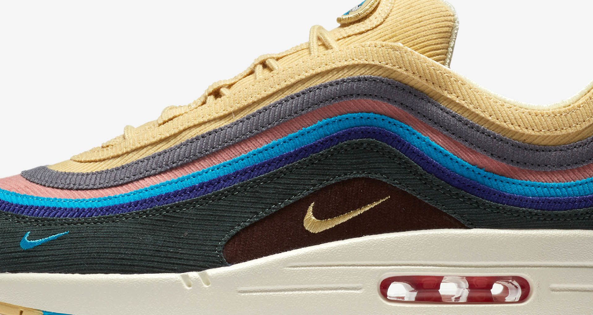 timeless design 0bdee 2fba7 Nike Air Max 1/97 'Sean Wotherspoon' Release Date. Nike⁠+ SNKRS
