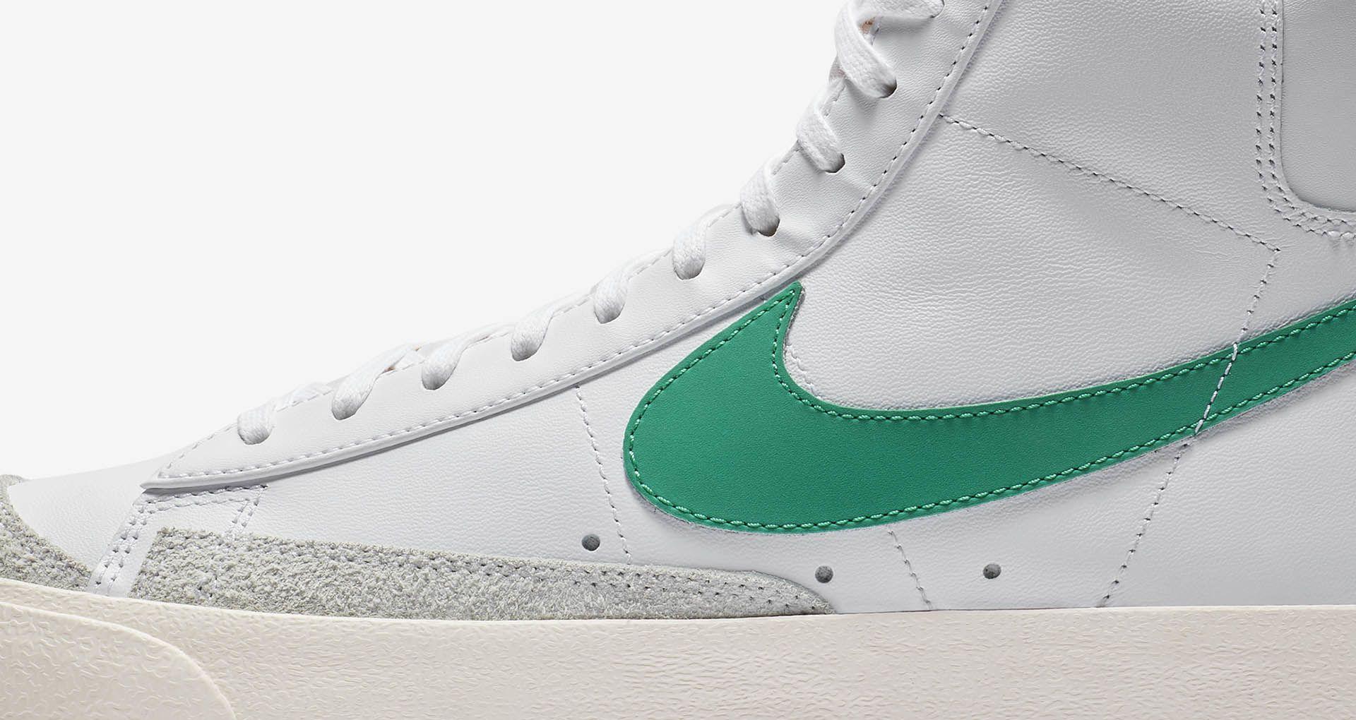 codice coupon nuove foto saldi Nike Blazer Mid '77 Vintage 'Lucid Green & White & ...