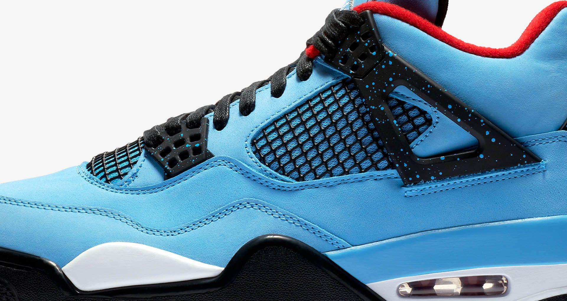 ae655020e926e4 Air Jordan 4 Travis Scott  Cactus Jack  Release Date. Nike+ SNKRS