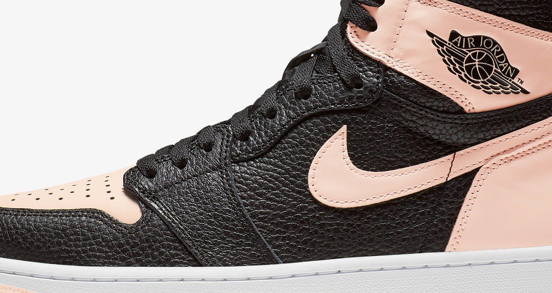 size 40 091cb 8f873 Air Jordan 1 'Black & Hyper Pink' Release Date. Nike+ SNKRS