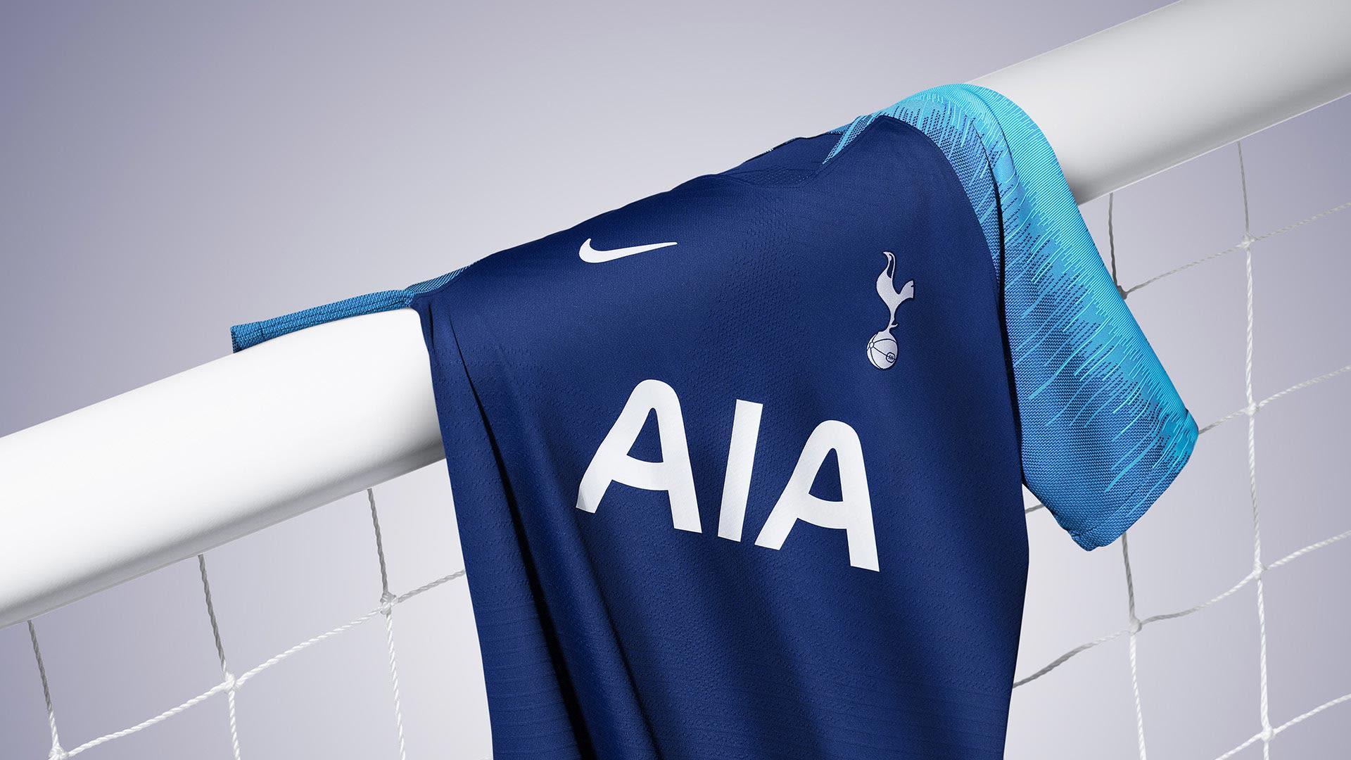 the best attitude 27f8c a9421 2018/19 Tottenham Hotspur Stadium Away Kit. Nike.com GB