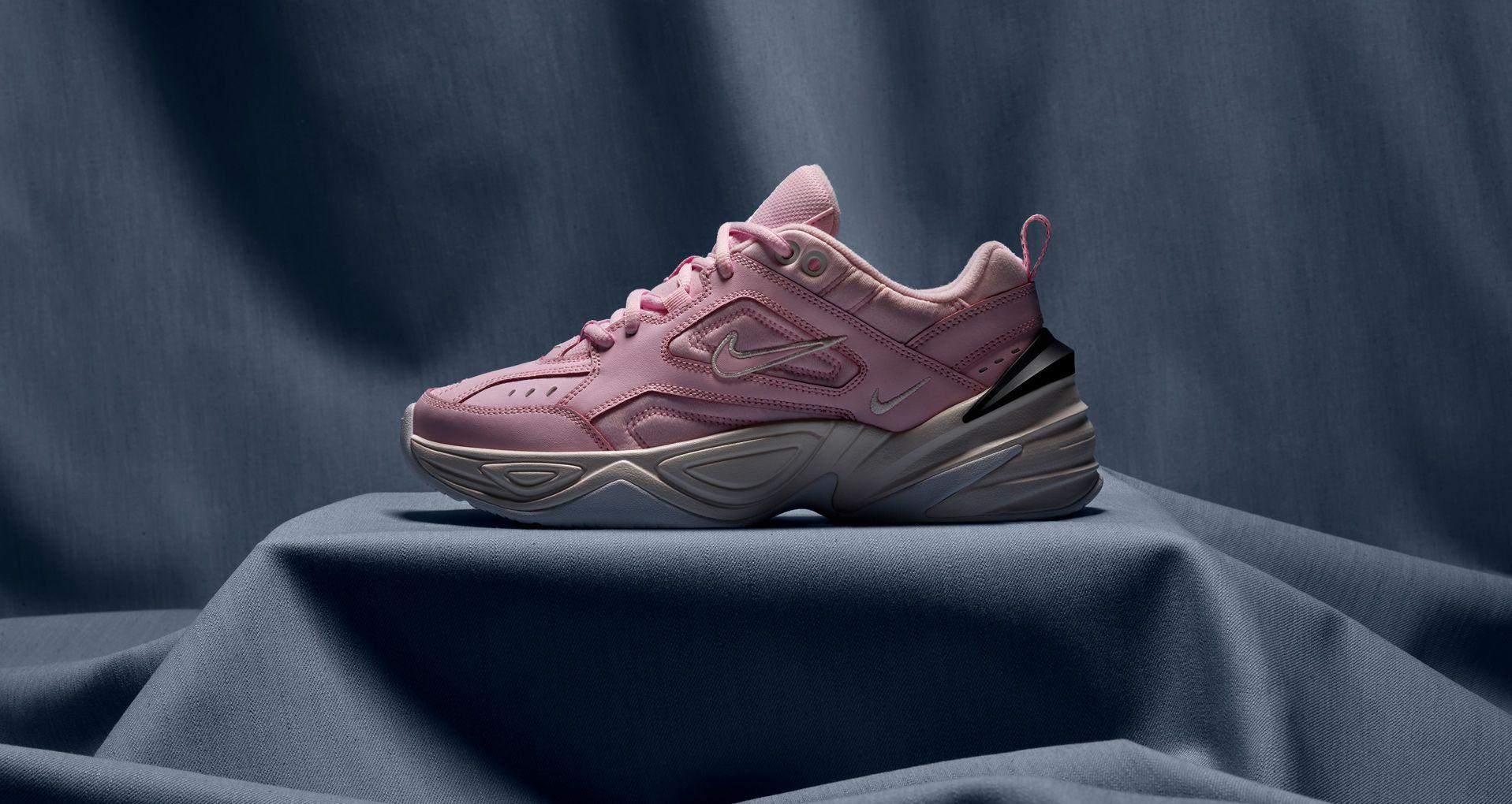 Nike Women's M2K Tekno 'Pink Foam & Phantom' Release Date ...