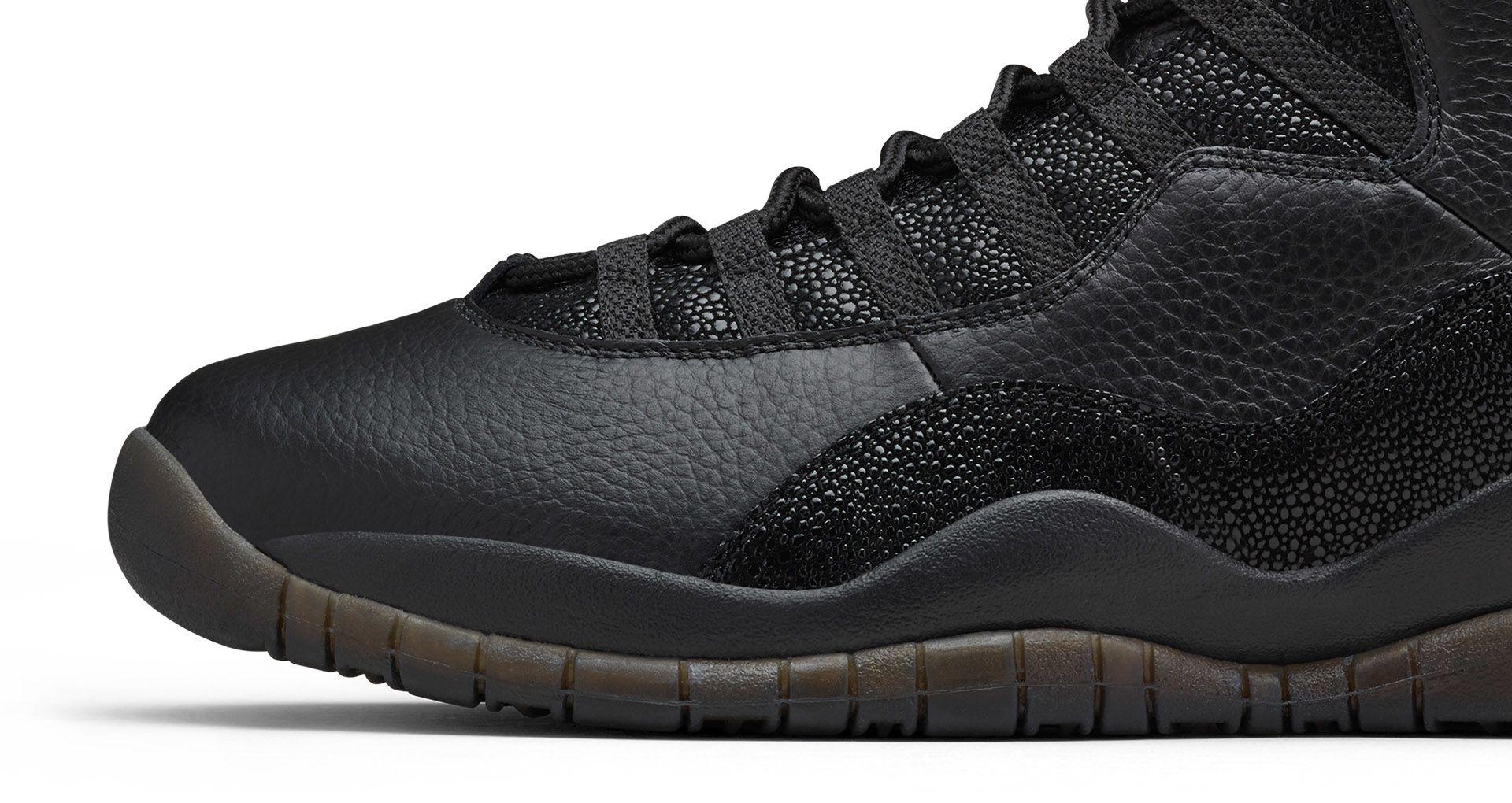 watch b2170 4438e Air Jordan 10 Retro 'OVO' 'Black' Release Date. Nike+ SNKRS