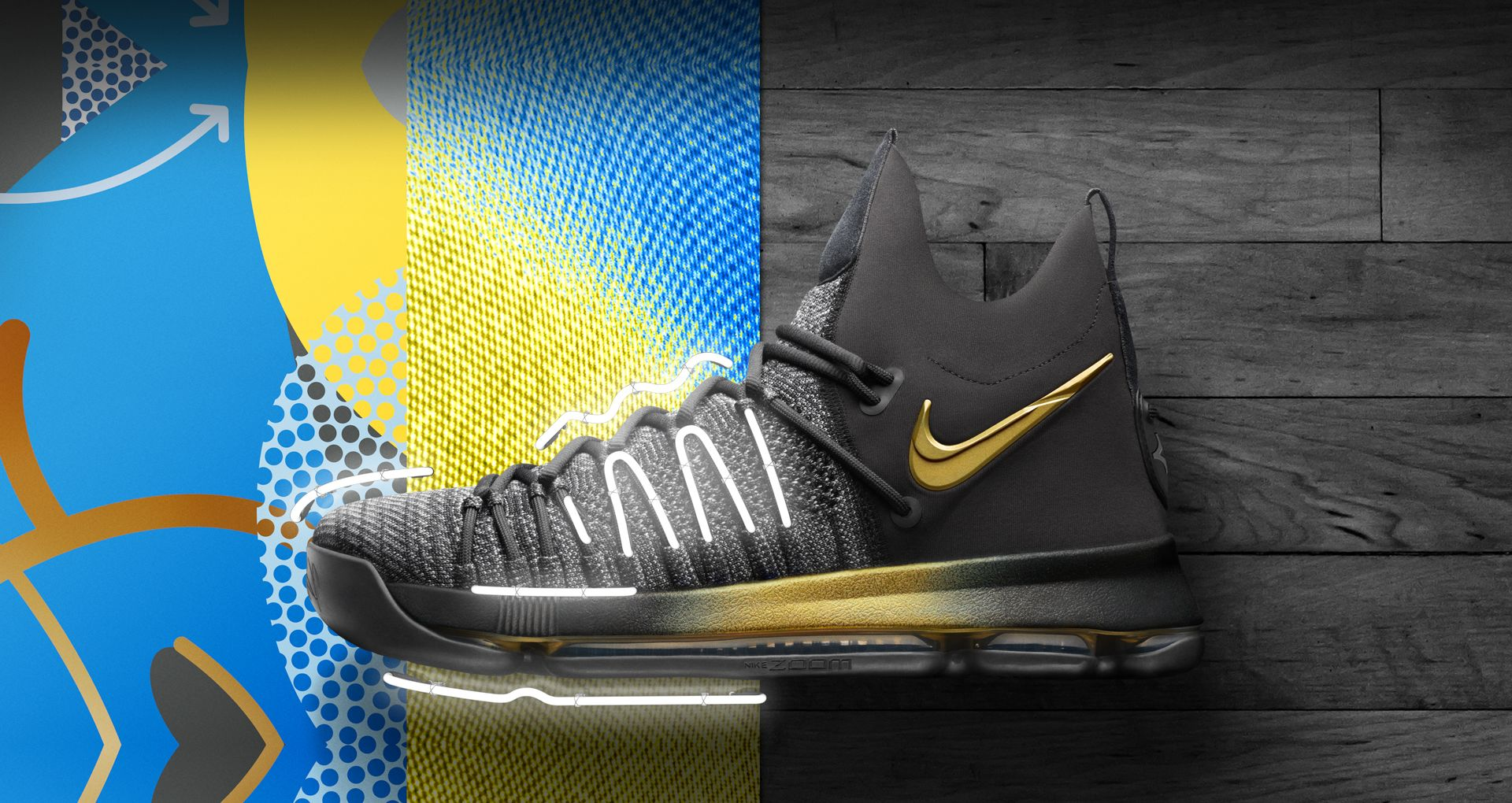 official photos 50f30 df76a Nike Zoom KD 9 Elite 'Flip The Switch'. Nike+ SNKRS