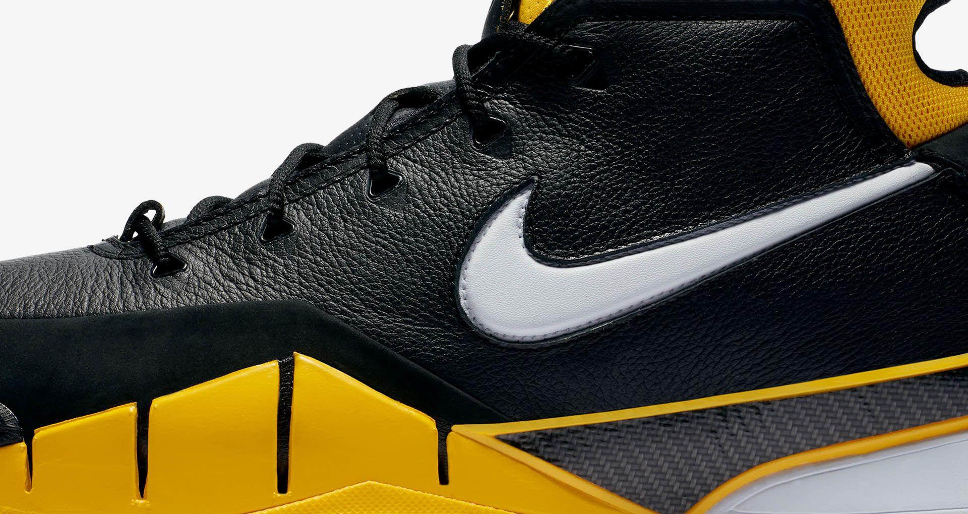 51b05ed24750 Nike Kobe 1 Protro  Varsity Maize  Release Date. Nike+ SNKRS