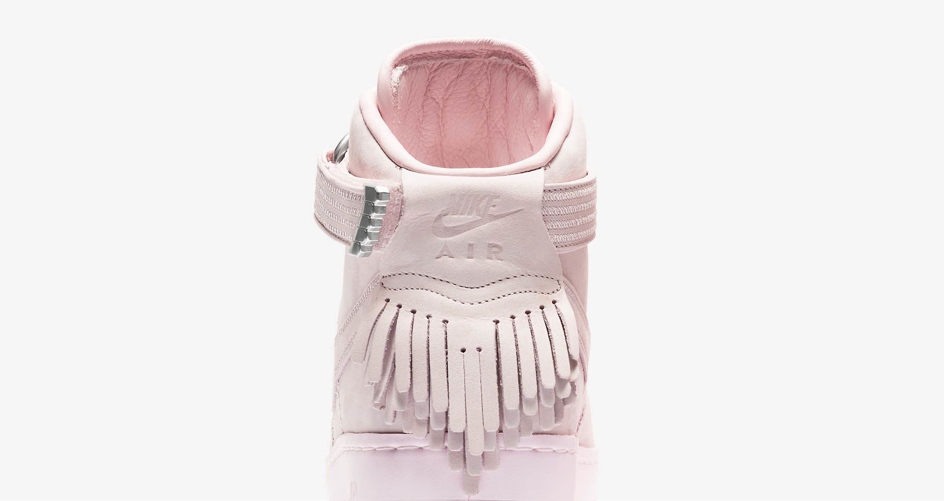 check out 0347c 8e7a5 Nike Air Force 1 High Sport Lux Pearl Pink Release ...