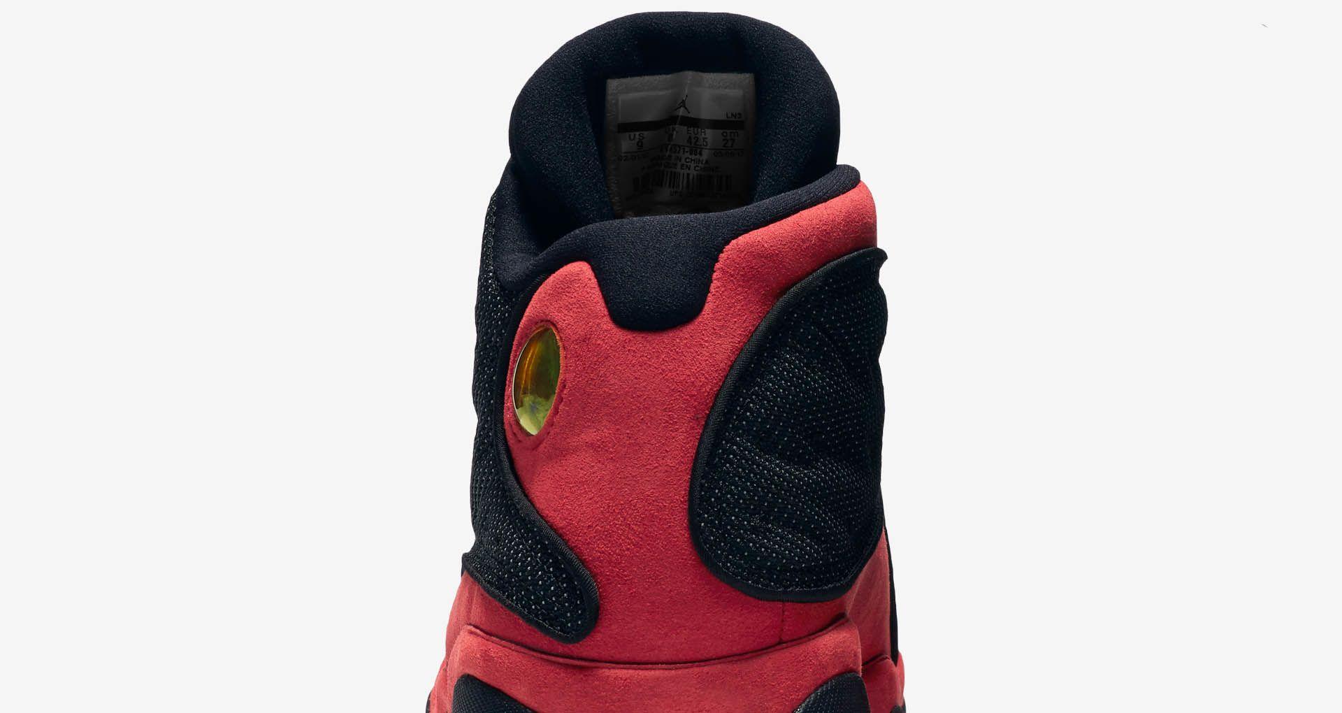 ab3a73944b12 Air Jordan 13 Retro  Bred  2017 Release Date. Nike+ Launch GB