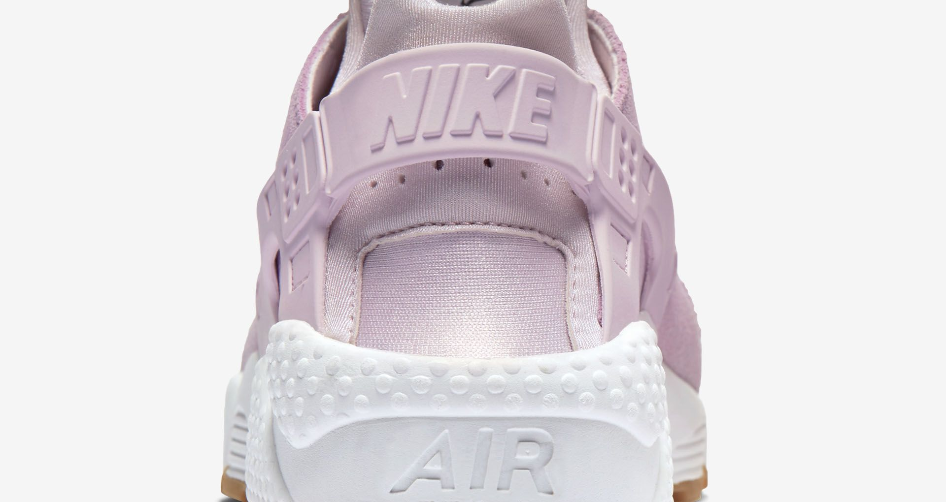 the latest b253e da516 Womens Nike Air Huarache Bleached Lilac