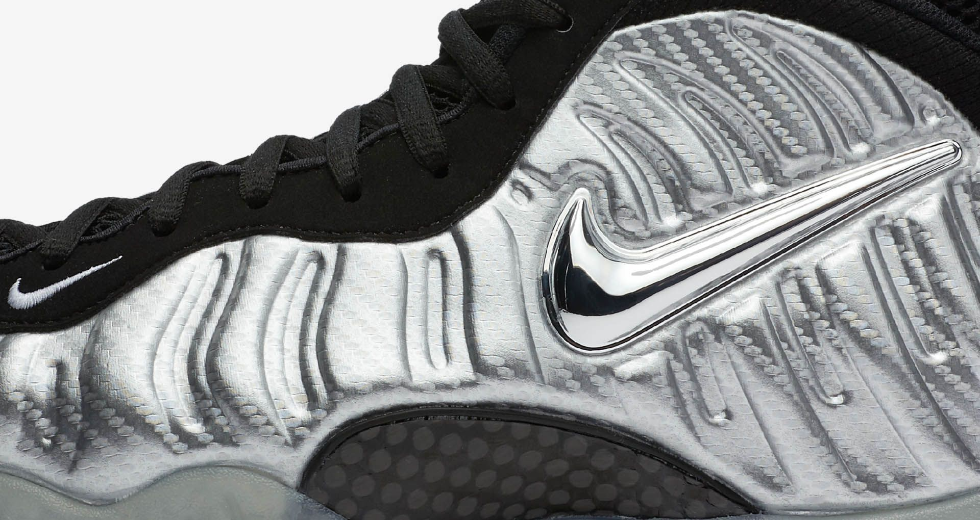 177ca180911 Nike Air Foamposite Pro  Metallic Silver . Nike+ SNKRS
