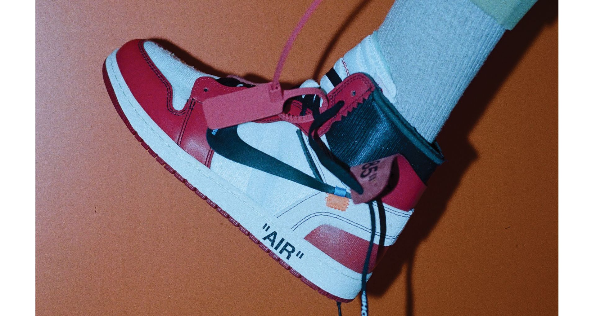 competitive price 129df c1c03 The Ten Air Jordan 1 'Off White' Release Date. Nike+ Launch GB