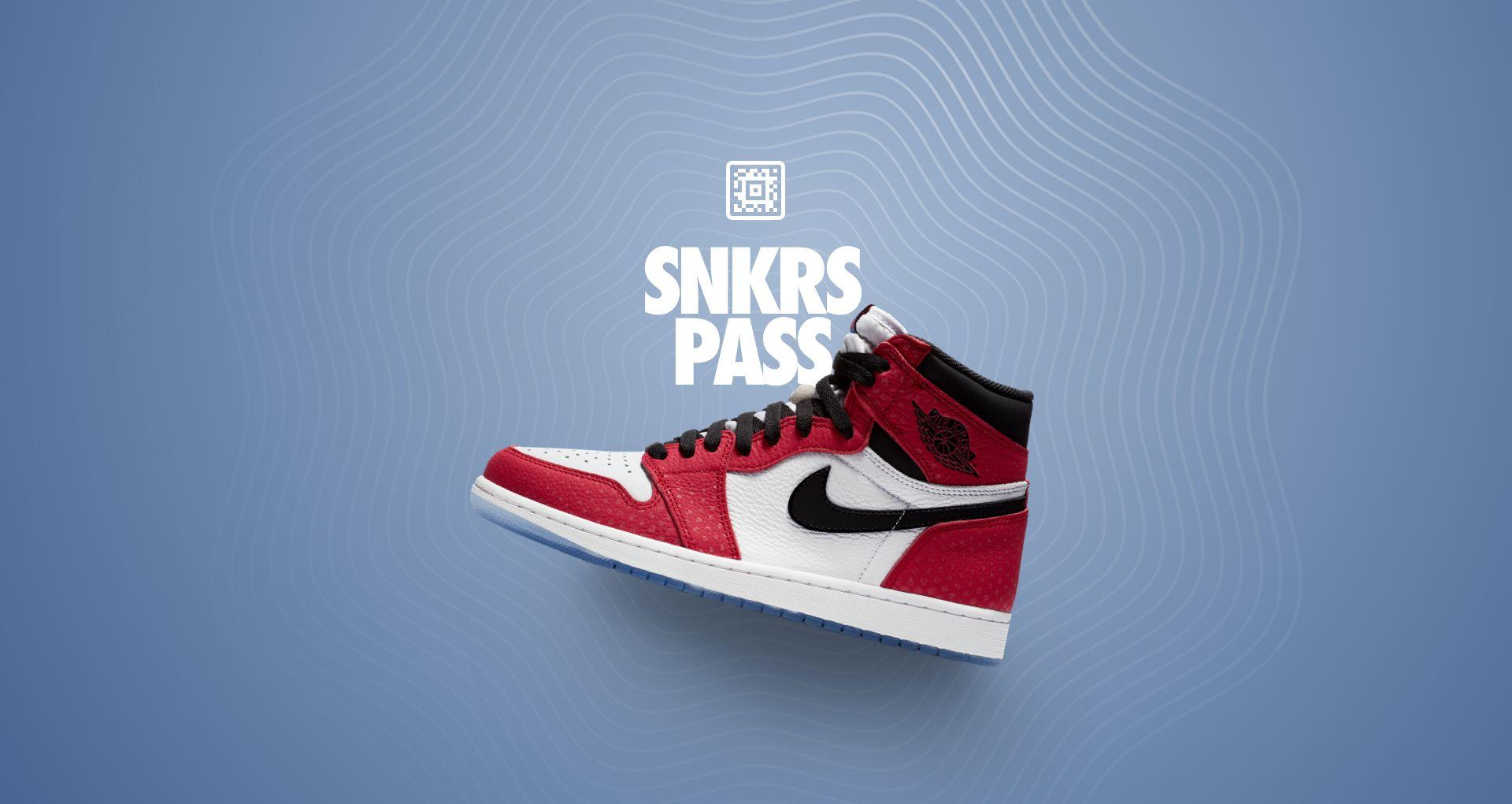 2323f785677 Air Jordan 1 'Origin Story' SNKRS Pass Nike NYC. Nike+ SNKRS