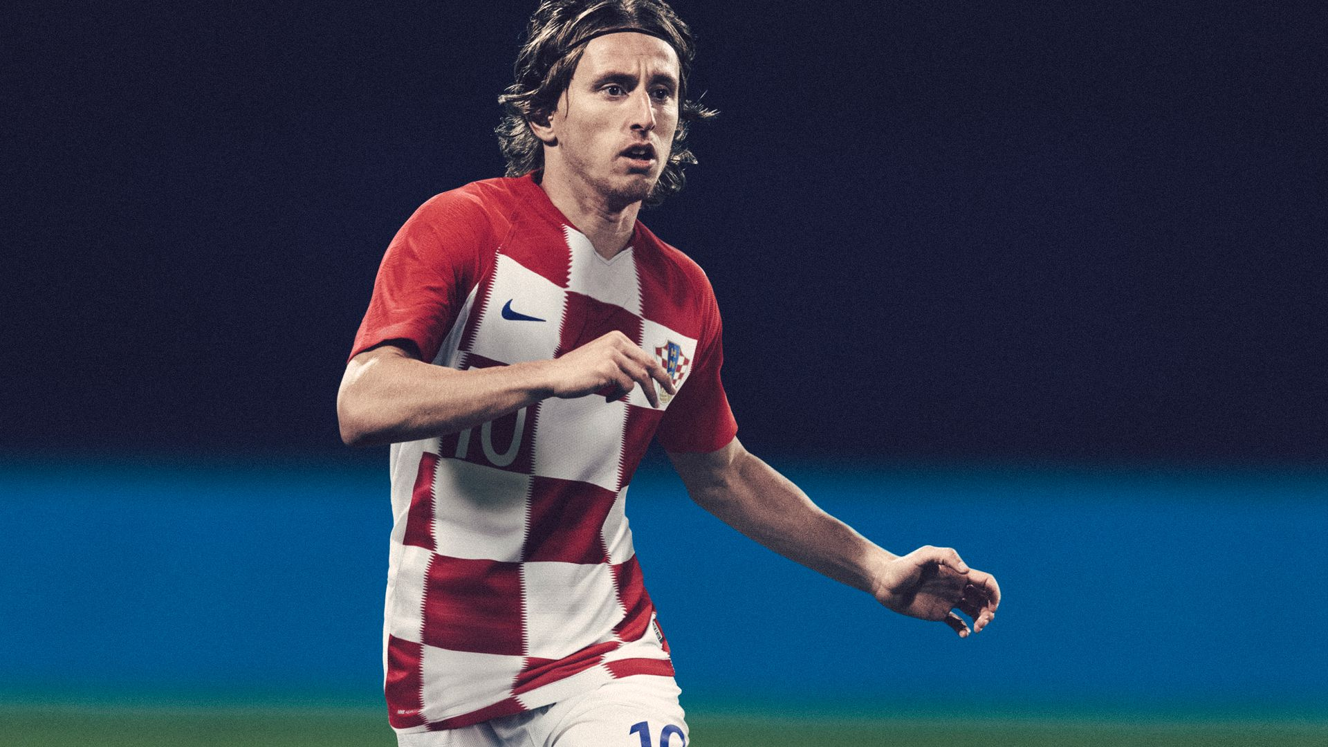 official photos 1b707 ca12f Luka Modrić: Man Of The Year. Nike.com