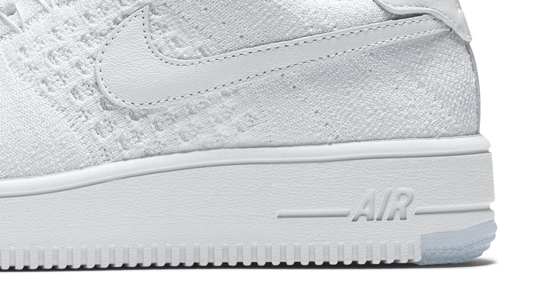 sale retailer 0861d a4562 Women's Nike Air Force 1 Ultra Flyknit Low 'Triple White ...