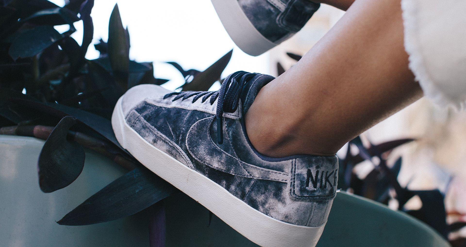 finest selection e0230 39a0e Women's Nike Blazer Low LX 'Dark Raisin' Release Date. Nike ...