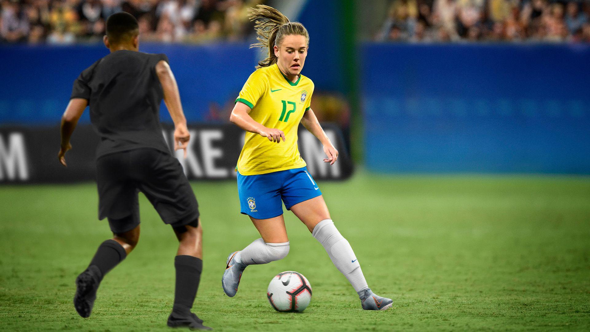 a9285574fe86a 2019 Brasil Women s National Team Jersey. Nike.com MX
