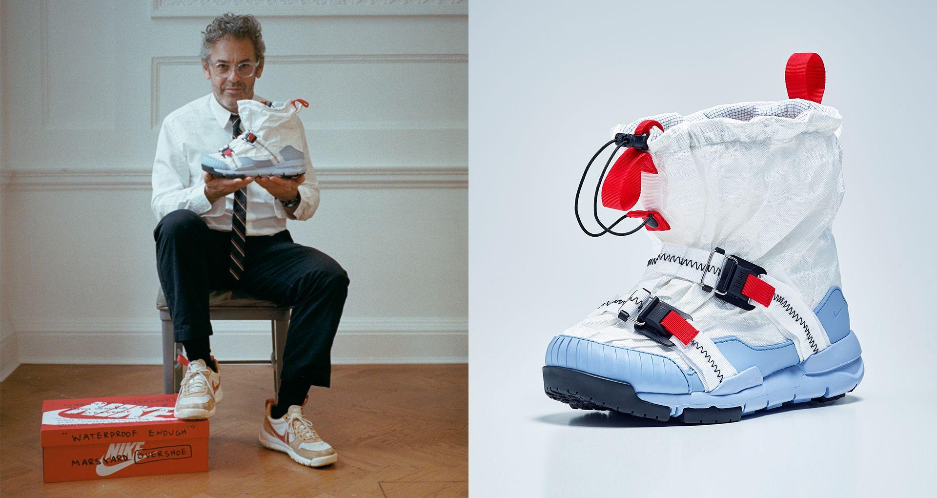 Las Nike Mars Yard Overshoe, las zapatillas más