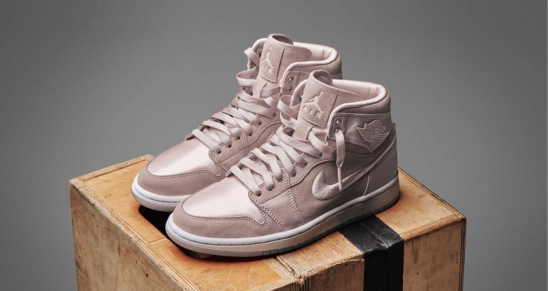 online store d6ceb 5f545 Women's Air Jordan 1 Retro High 'Red Silt' Release Date ...