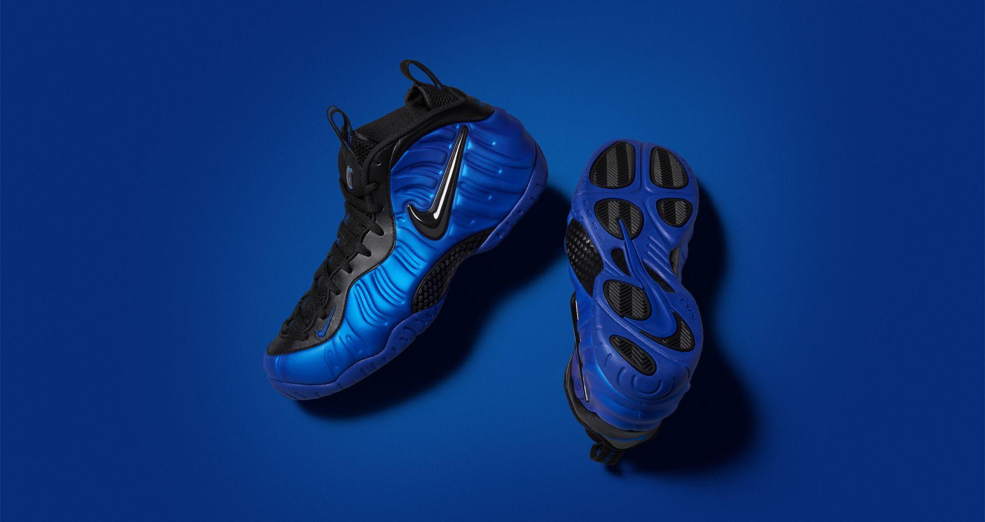 size 40 24acc 6ce90 Nike Air Foamposite Pro 'Hyper Cobalt' Release Date. Nike+ SNKRS