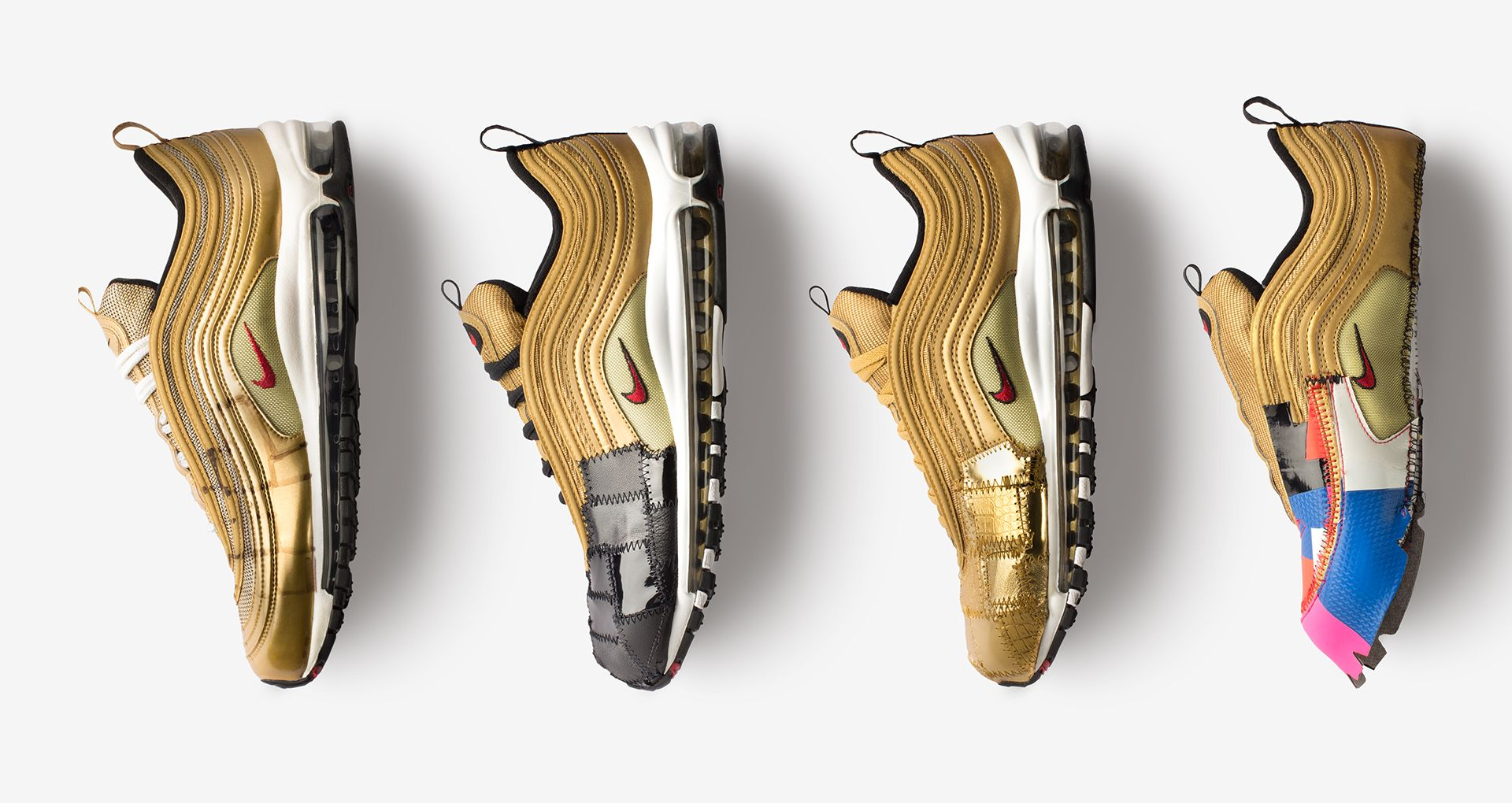 Behind the Design: Air Max 97 CR7. Nike SNEAKRS GB