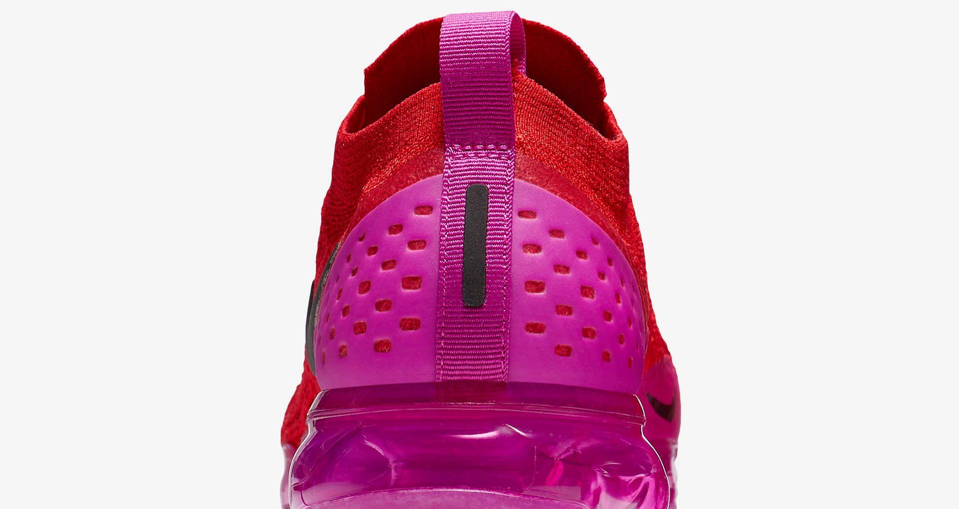 4b40af87eda52 Nike Women s Air Vapormax Moc 2  University Red   Fuchsia Blast  Release  Date