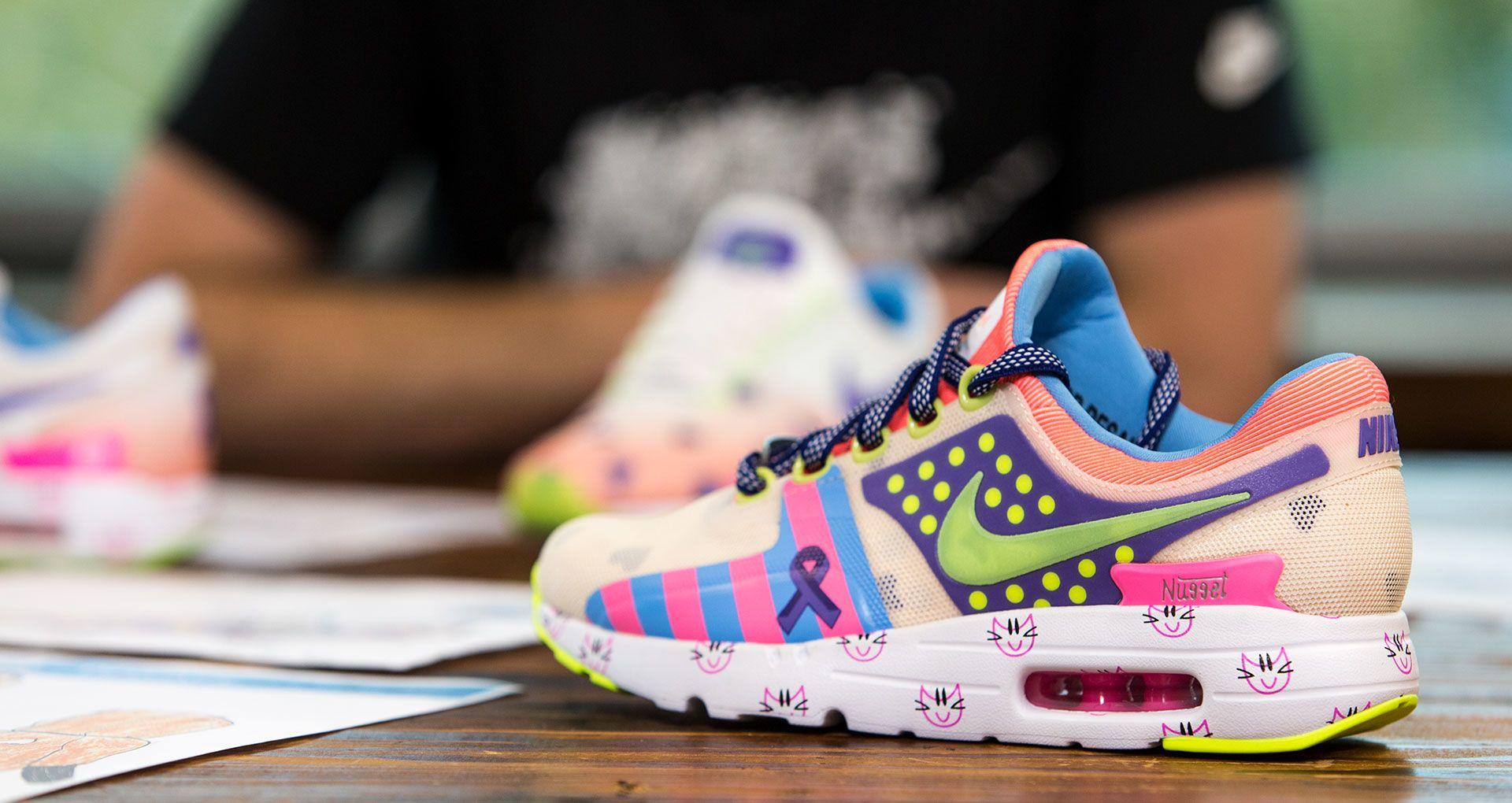 factory price 96e58 36c18 WMNS AIR MAX ZERO DOERNBECHER