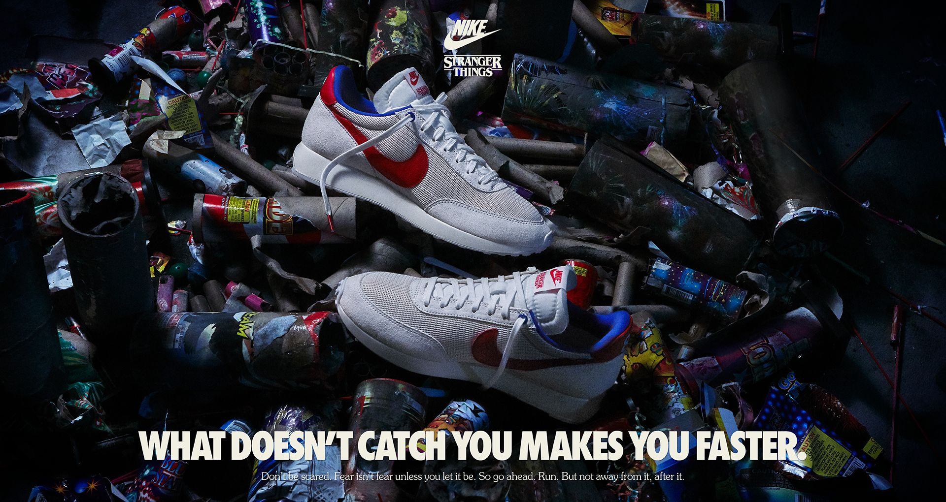 Nike x Stranger Things Air Tailwind 79 'OG Collection