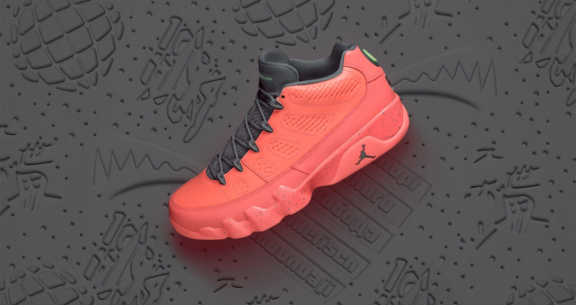 san francisco bf0a3 00dda Air Jordan 9 Retro Low 'Bright Mango' Release Date. Nike⁠+ SNKRS