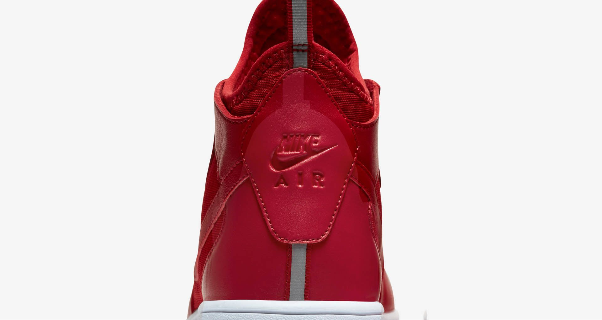 sports shoes 031e1 06dc7 Nike Air Force 1 Ultra Force Mid « Gym Red  amp  ...