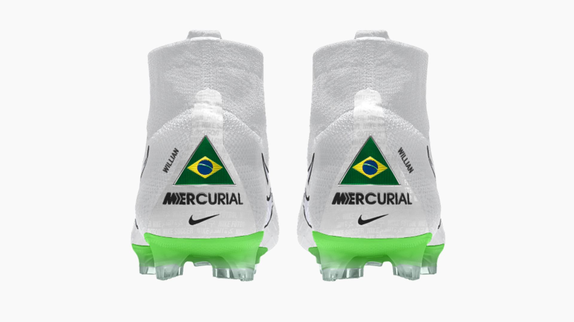 outlet store 118cd bd675 Nike Mercurial 360 Elite iD. Nike.com IE