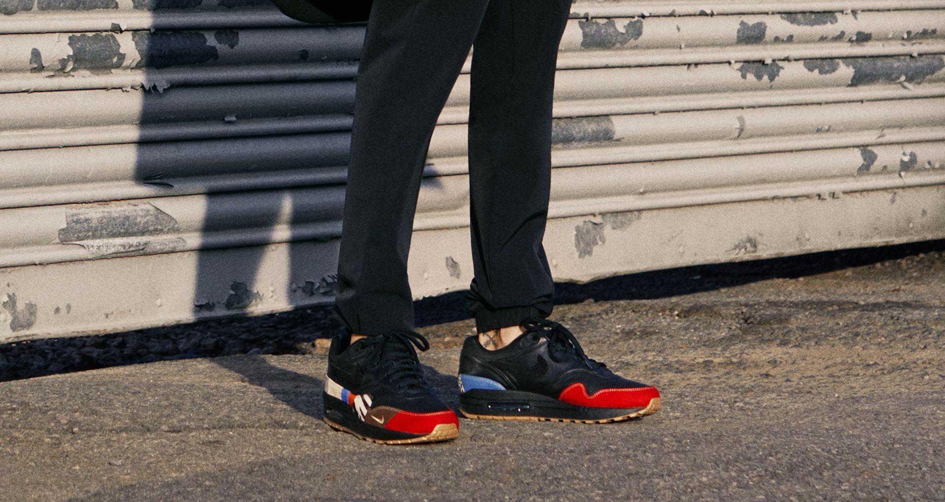 Nike Air Max 1 'Master'. Nike SNKRS