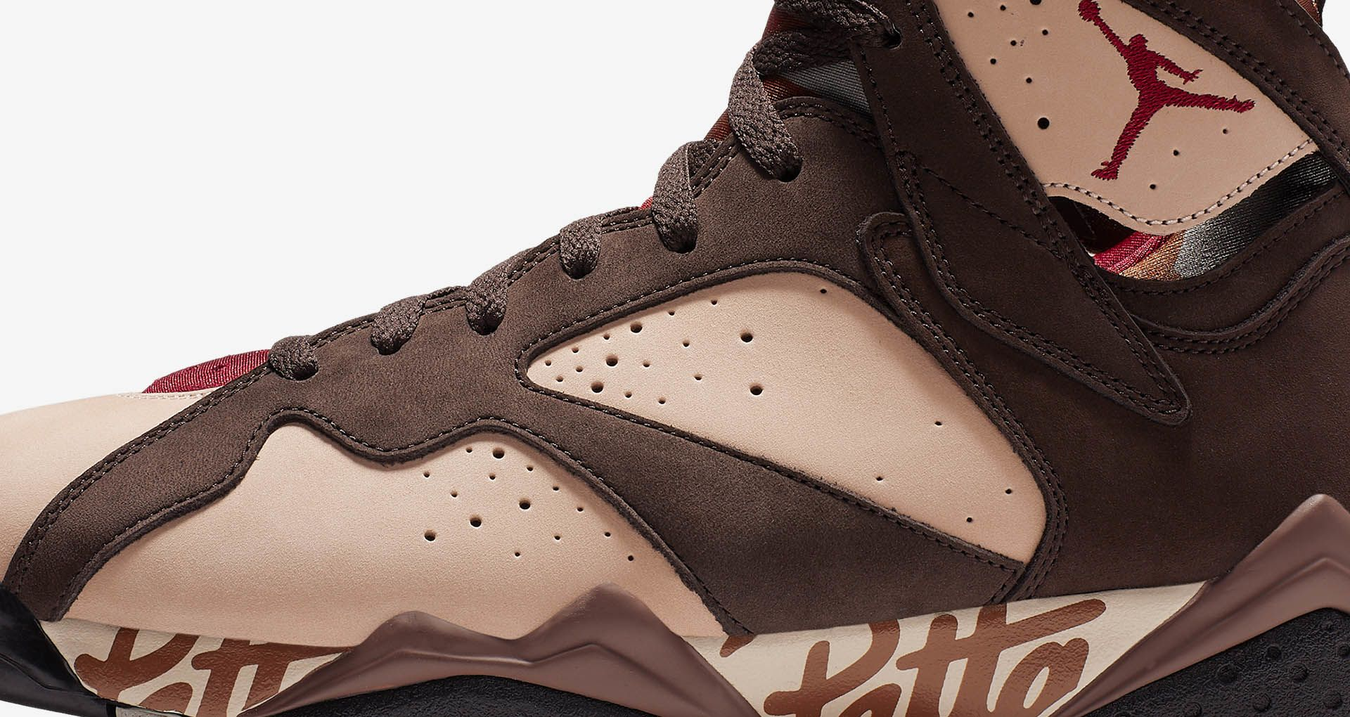 huge discount 4df8e e2f68 Air Jordan 7 'Patta' Release Date. Nike+ SNKRS