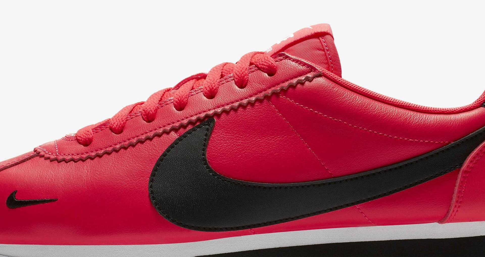 official photos 299a3 39845 ... coupon code for nike classic cortez premium red orbit white black 05307  aaa3c