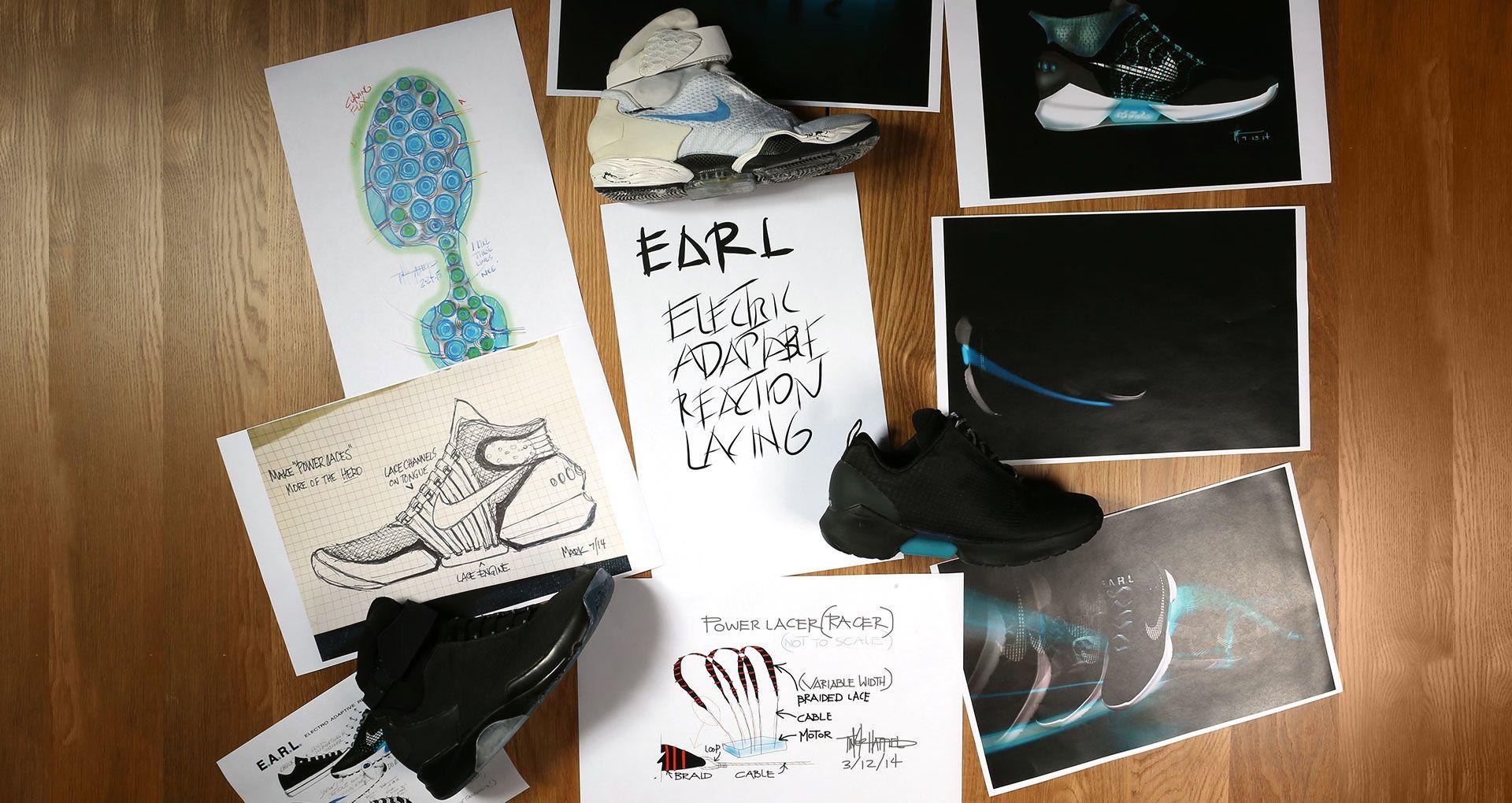 Behind the Design  Nike Hyperadapt 1.0. Nike+ SNKRS 25ebbc74c