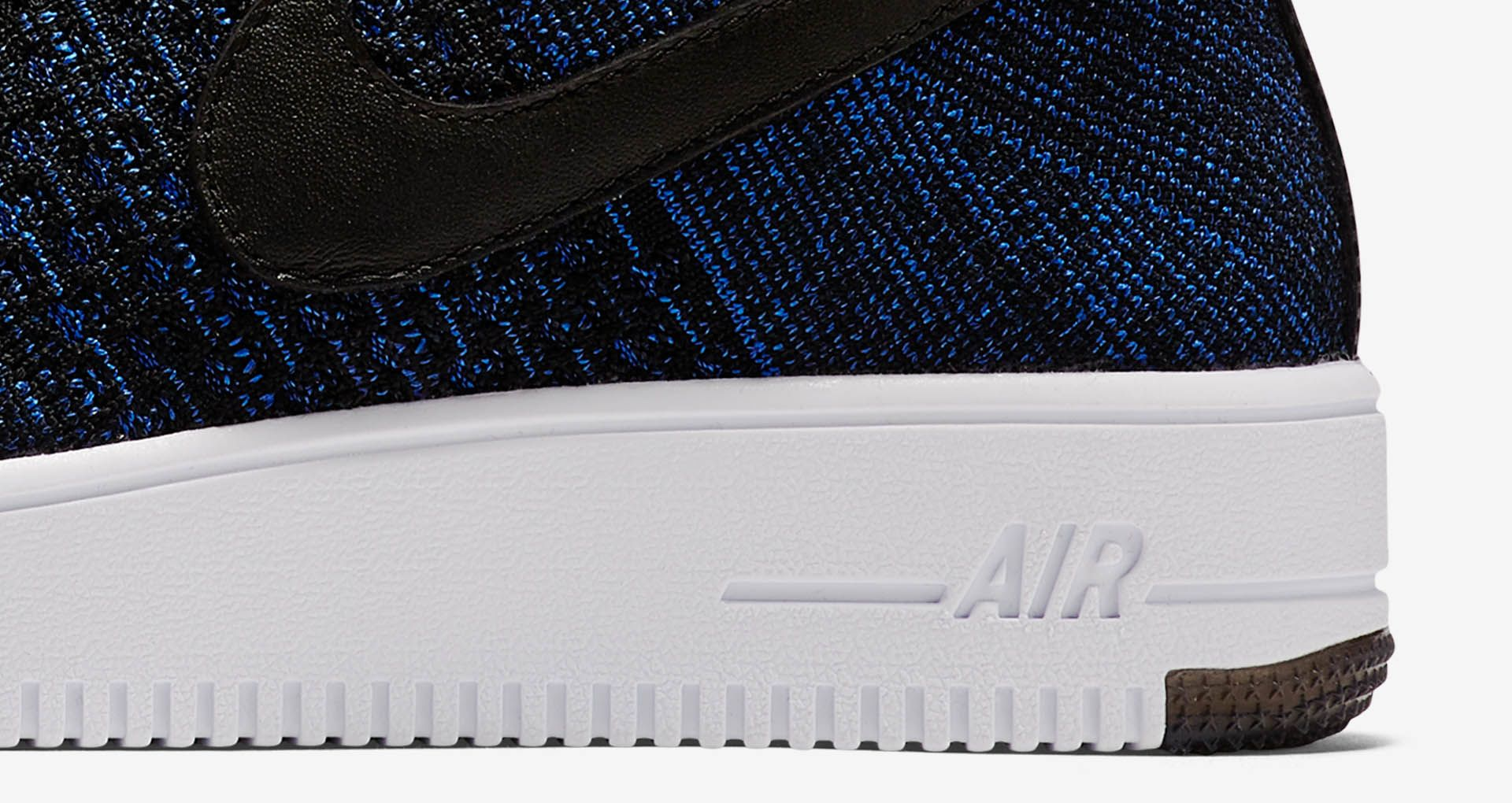 2802777e0 Nike Air Force 1 Ultra Flyknit Mid 'Game Royal' Release Date. Nike+ ...