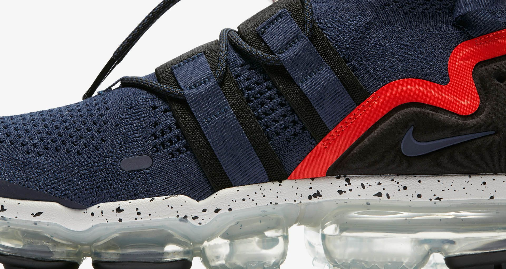 10e220ce0597d Nike Air Vapormax Utility  College Navy   Habanero Red . Nike+ SNKRS