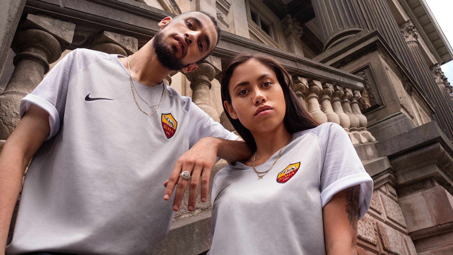 929c31049f9 2018/19 AS Roma Stadium Away Kit. Nike.com GB