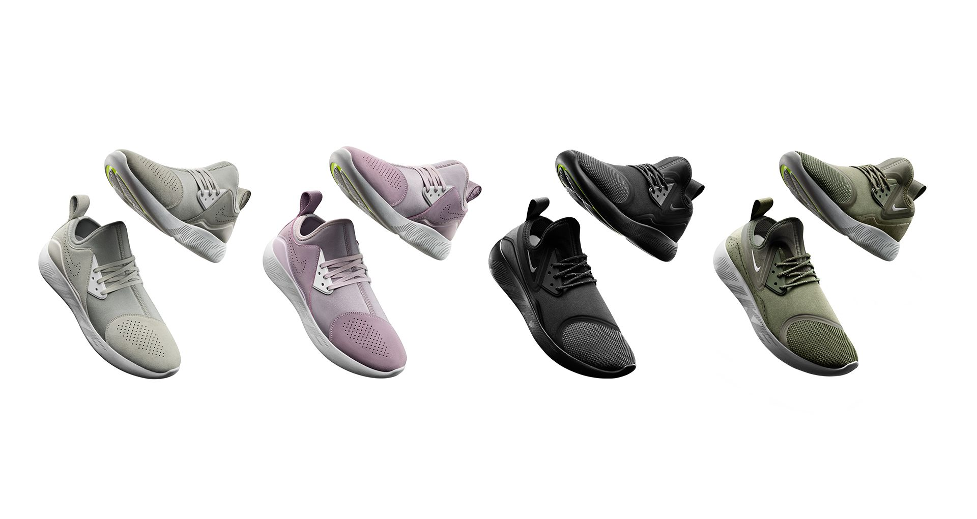 3cd04ef238a Nike LunarCharge Collection. Nike+ SNKRS