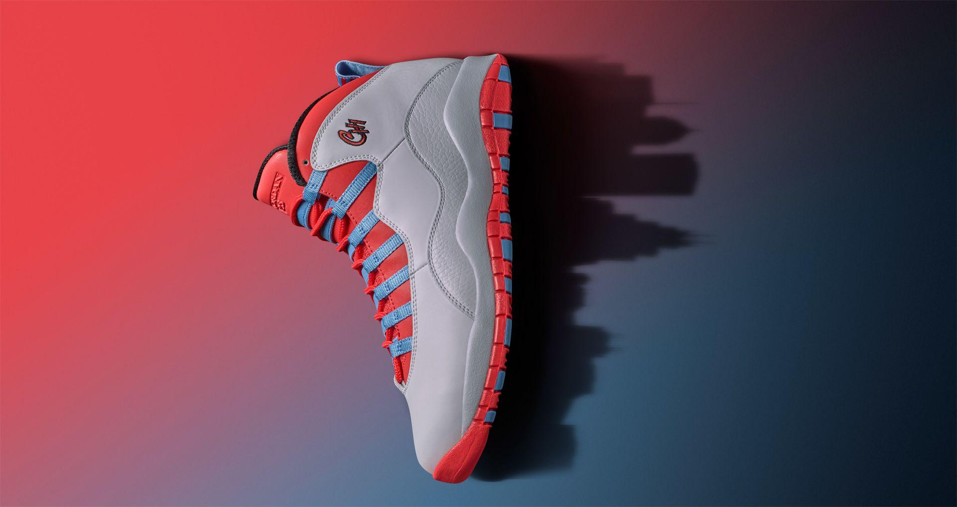 36f320114da Air Jordan 10 Retro 'Chicago' Release Date. Nike+ SNKRS