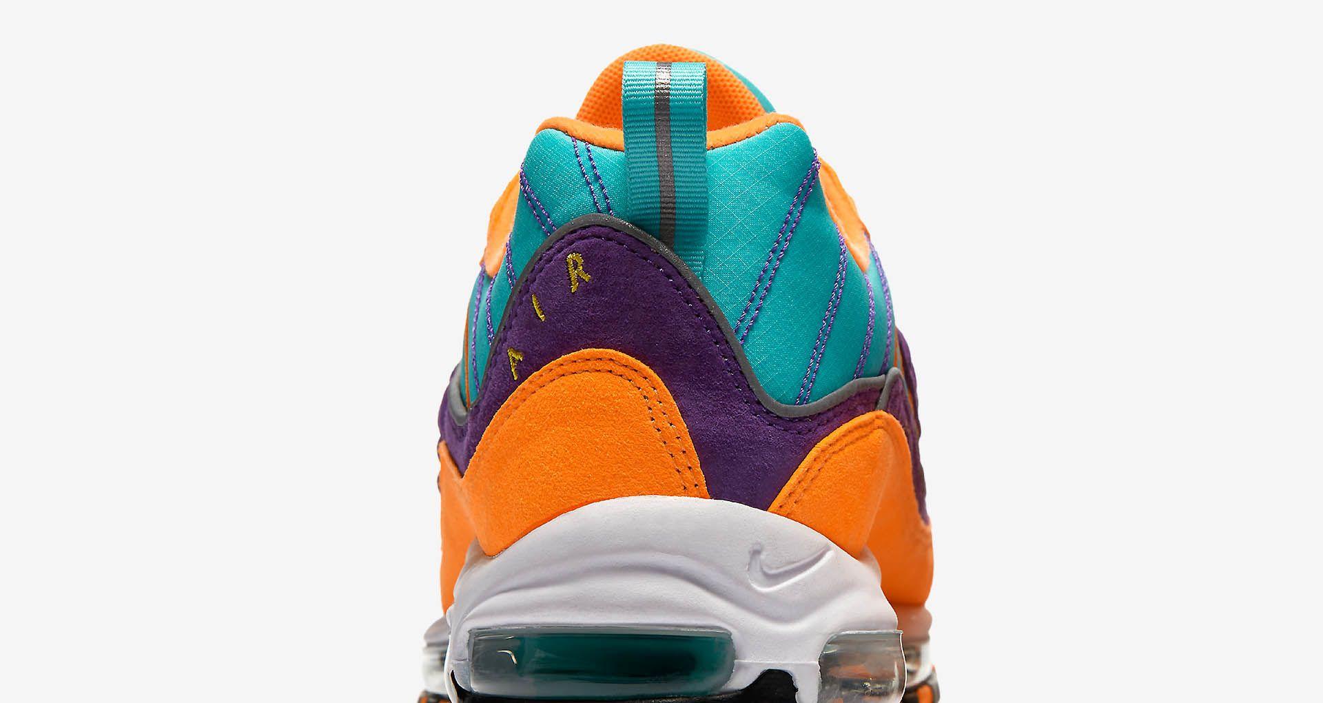 big sale 4126a f7e6d Nike Air Max 98  Cone   Tour Yellow  Release Date