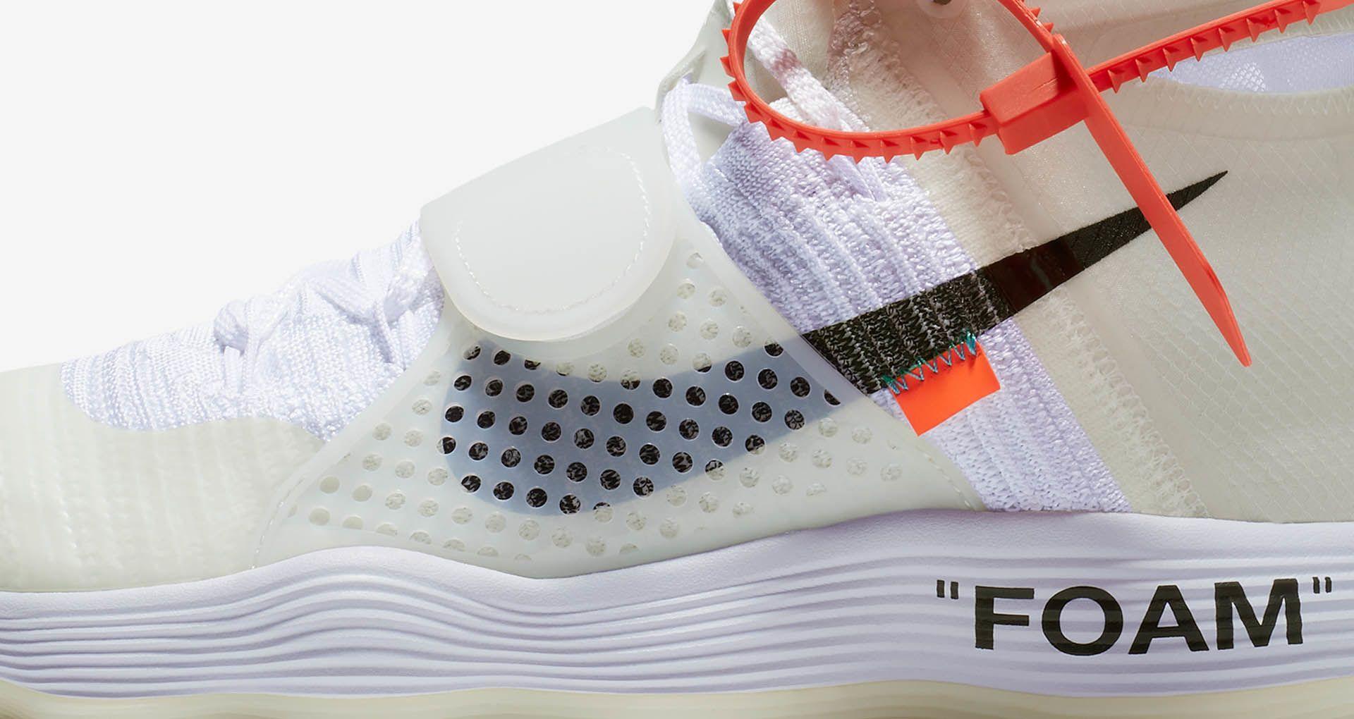 3844756d93ef Las The Ten  Nike React Hyperdunk abren un paréntesis en este legado de  innovación y estatus clásico de futuro con una parte superior minimalista  que dirige ...