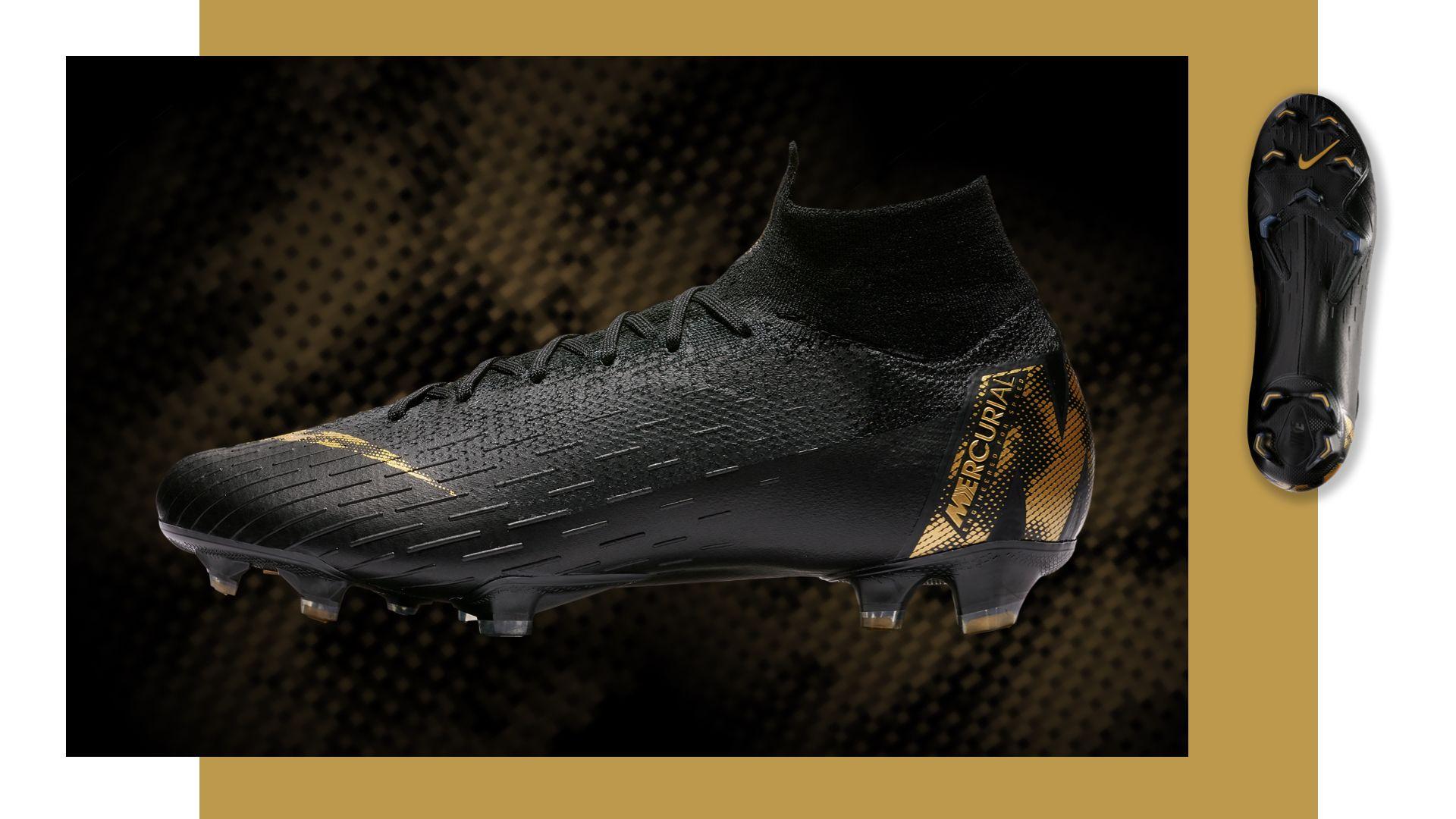 buy popular 38faf 9f1e8 Black Lux Mercurial Superfly. Nike.com