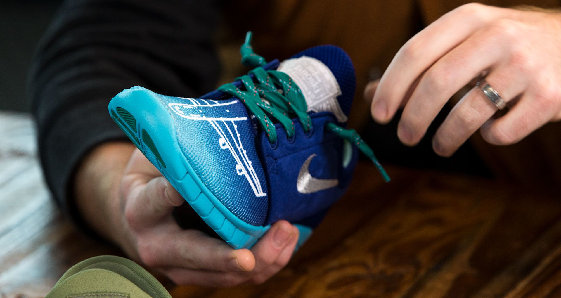 "sports shoes 29c82 0df4b Behind the Design  Nike SB Stefan Janoski Max Doernbecher 2016. """