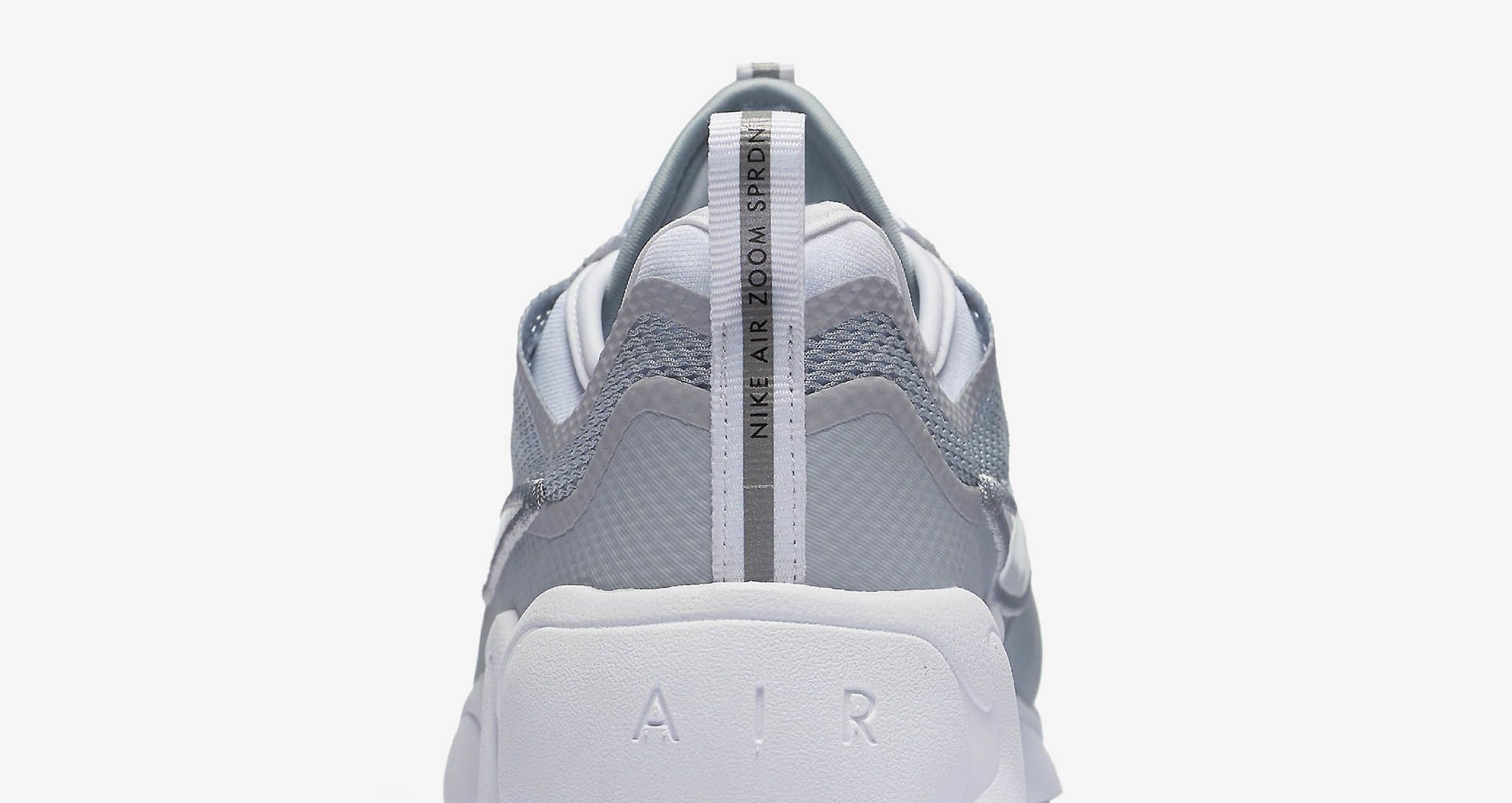 cfd69a6869621 Nike Air Zoom Spiridon Ultra  Wolf Grey . Nike+ Launch IE