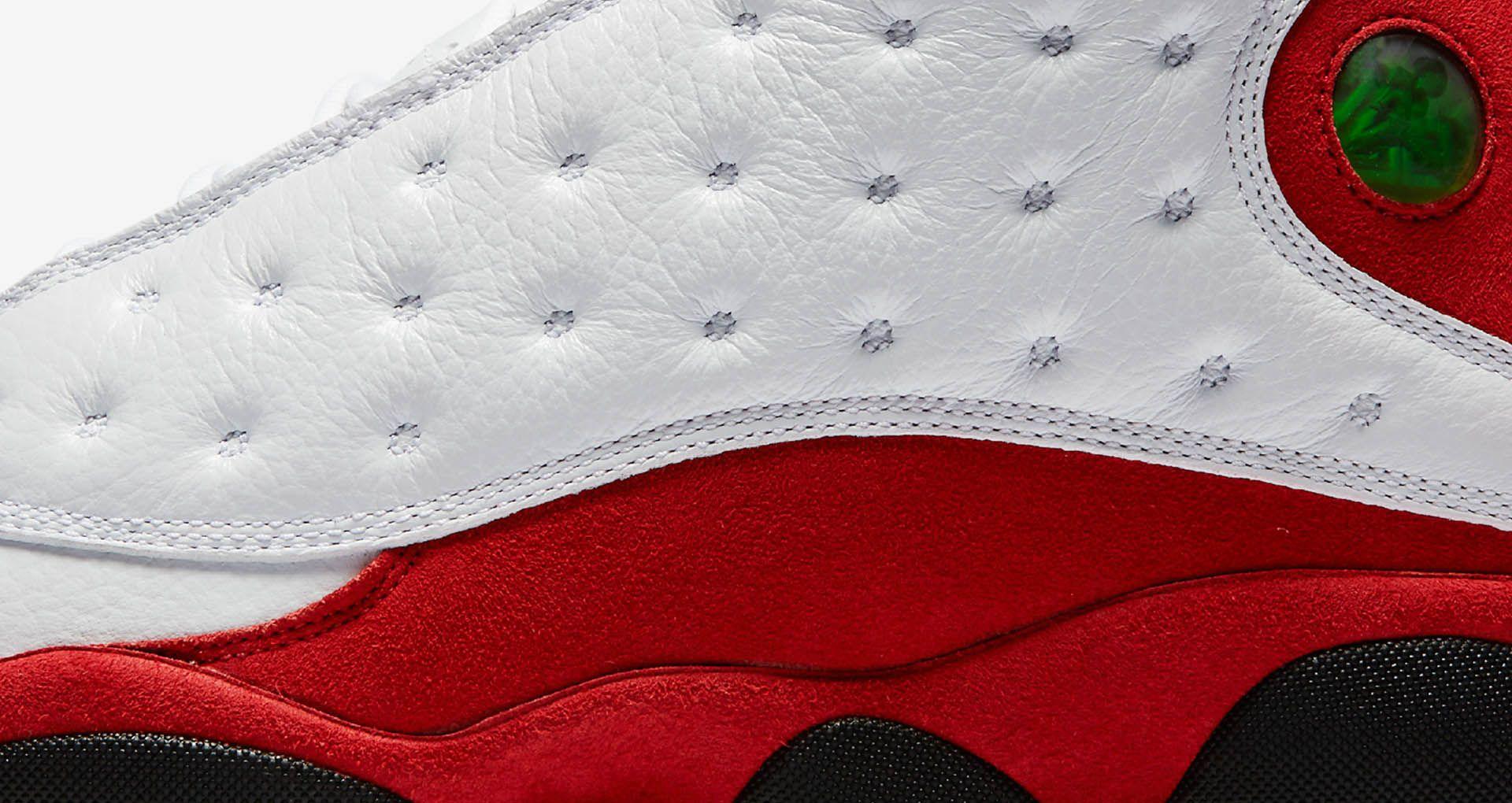 e6b339b43c2f03 Air Jordan 13 Retro OG  White   Team Red . Nike+ SNKRS