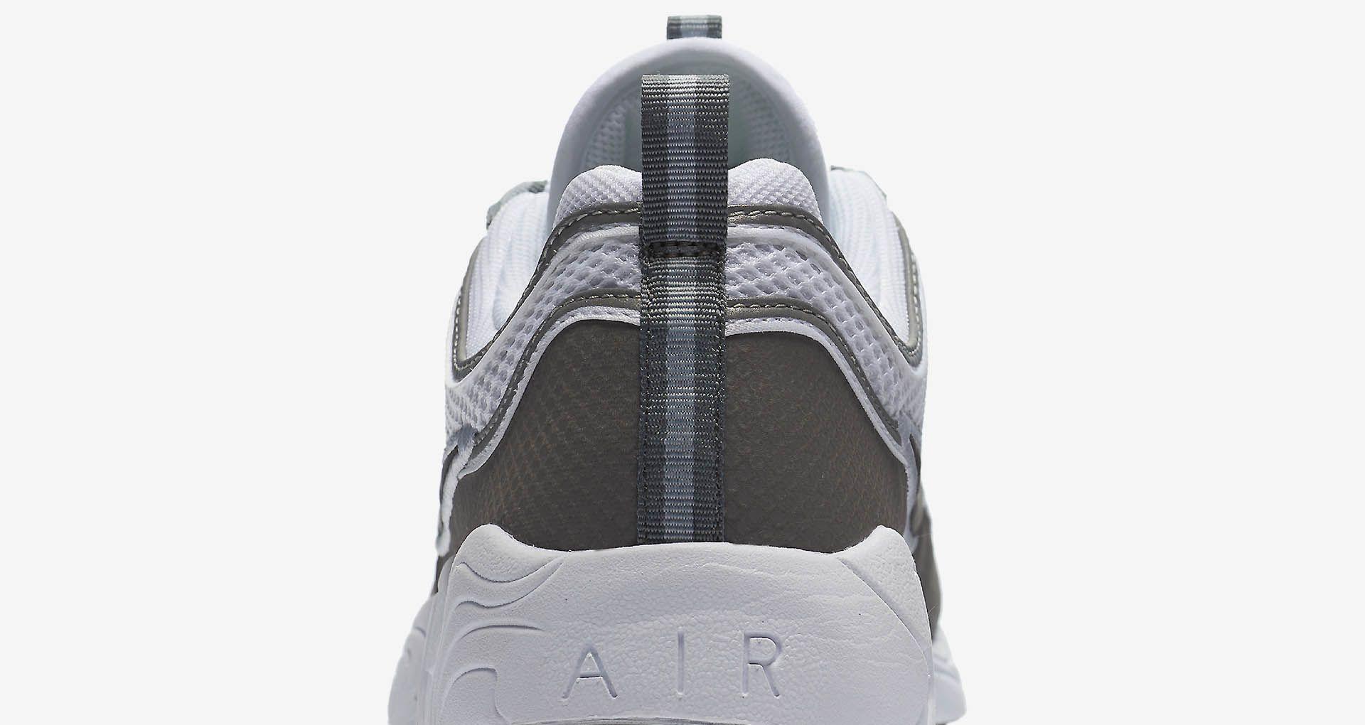 78eba06fb848 Nike Air Zoom Spiridon  White   Light Ash . Nike+ SNKRS