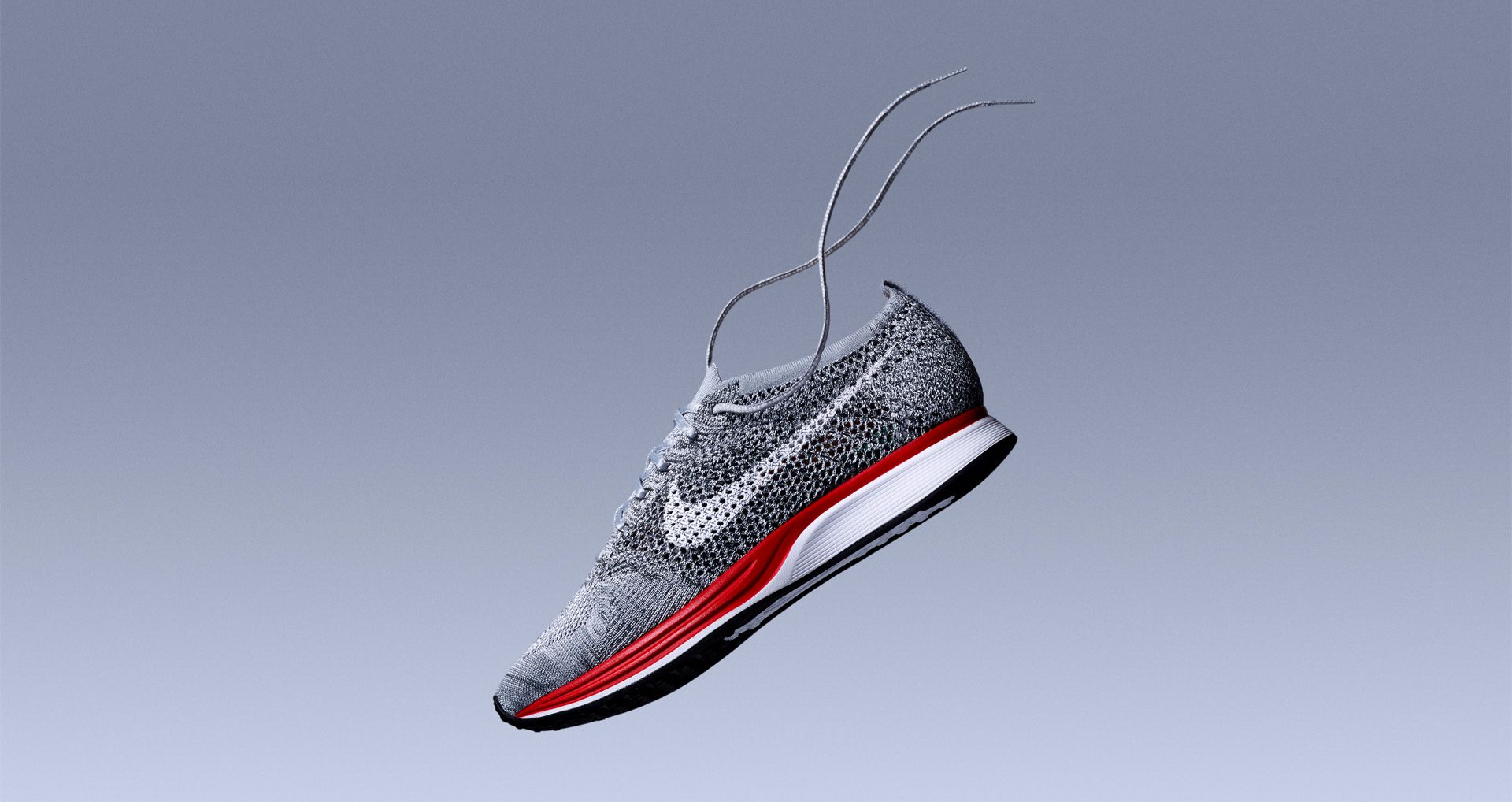 Nike Flyknit Racer 'Wolf Grey'. Nike SNKRS