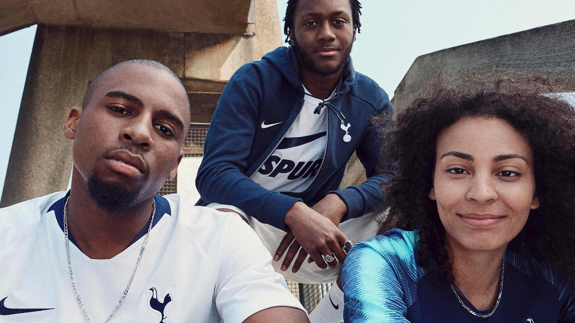 138792144d9 2018/19 Tottenham Hotspur Stadium Home Kit. Nike.com GB