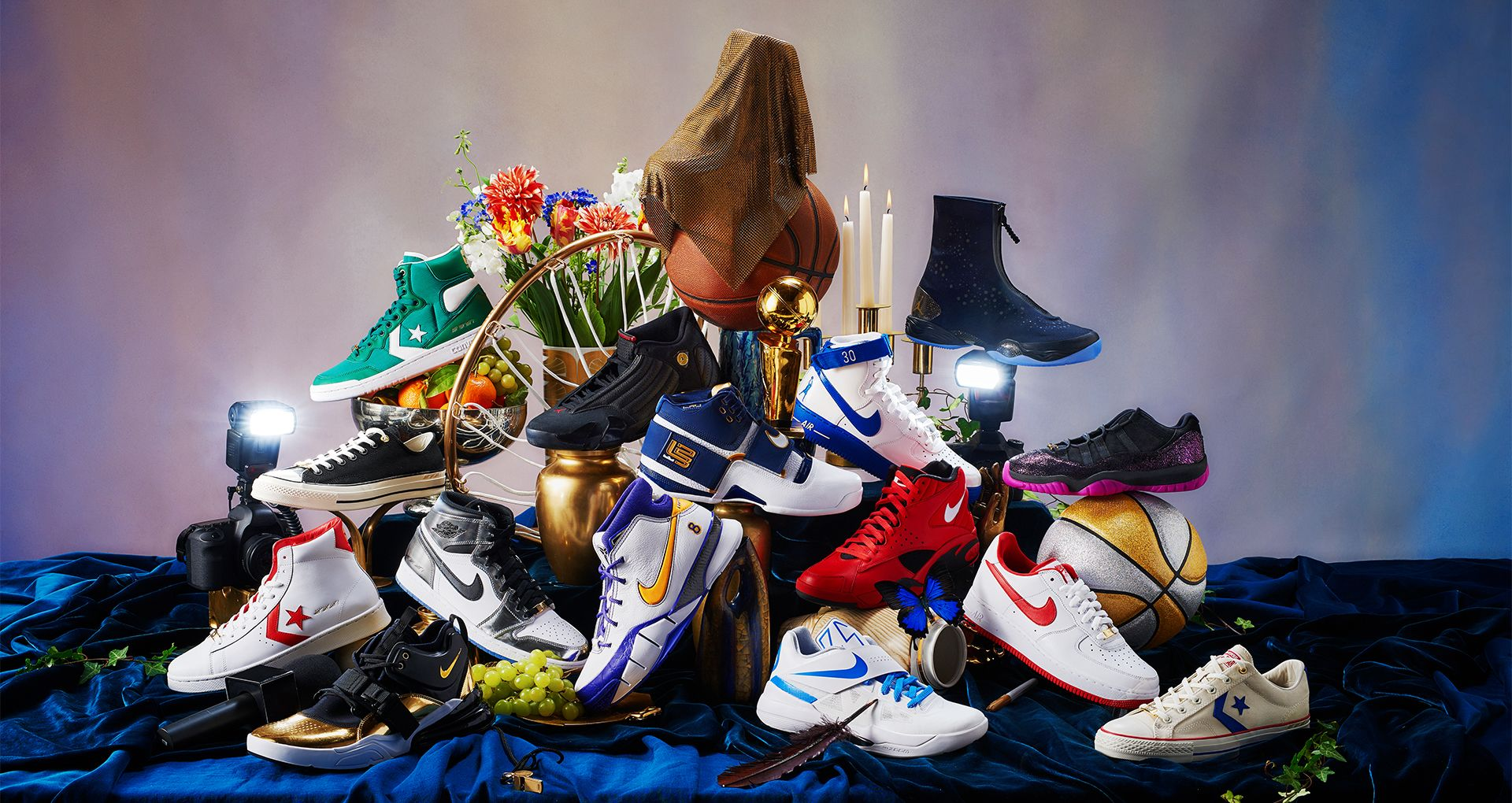 8a456eca45d0 Nike Art Of A Champion  Collection . Nike+ SNKRS
